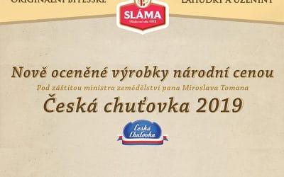 Česká chuťovka 2019